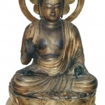 Buddha before