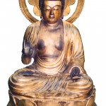 Buddha after